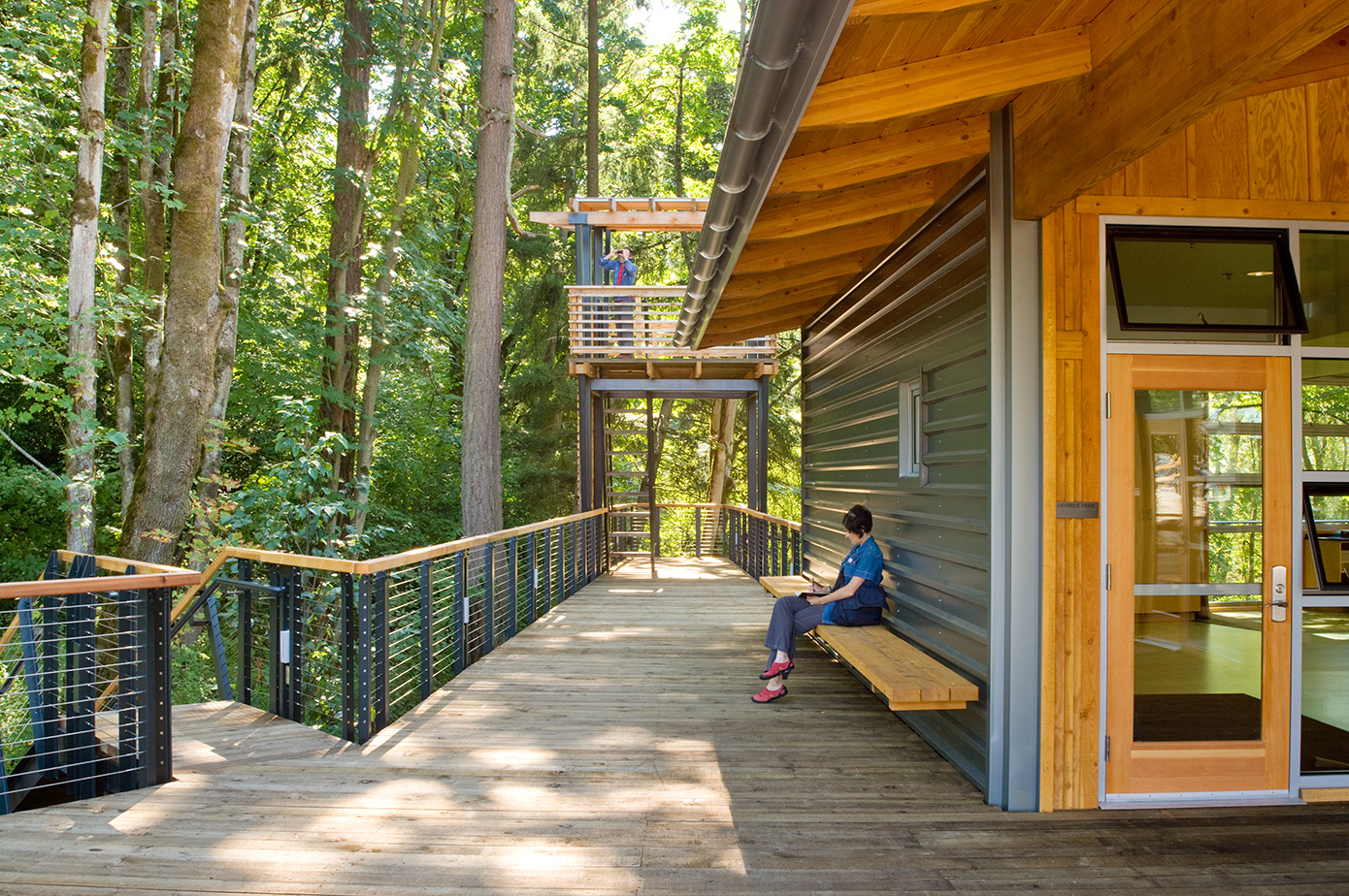 Mercer Slough Environmental Education Center Forma