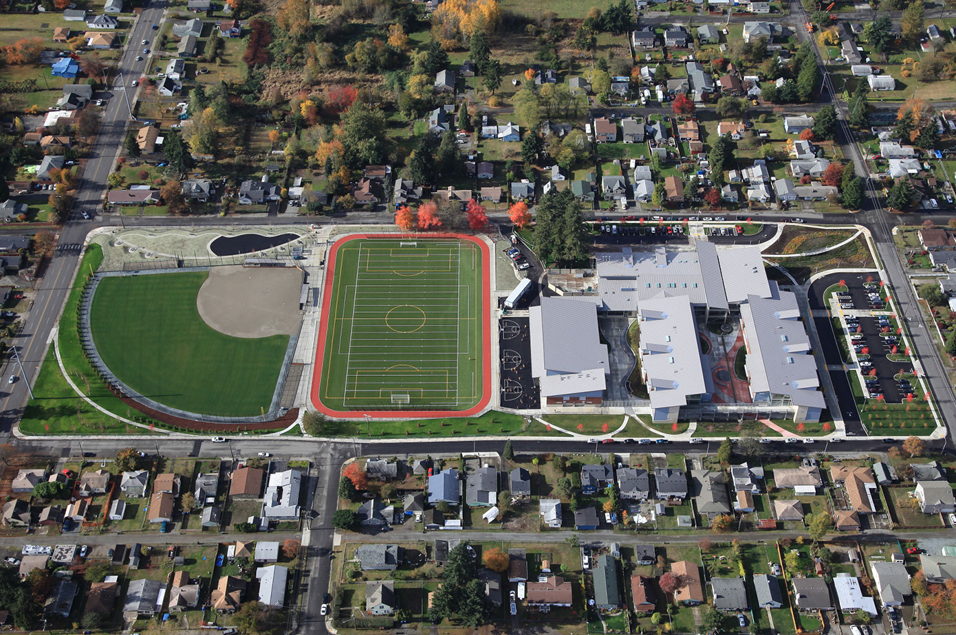 Baker Middle School Replacement | Forma