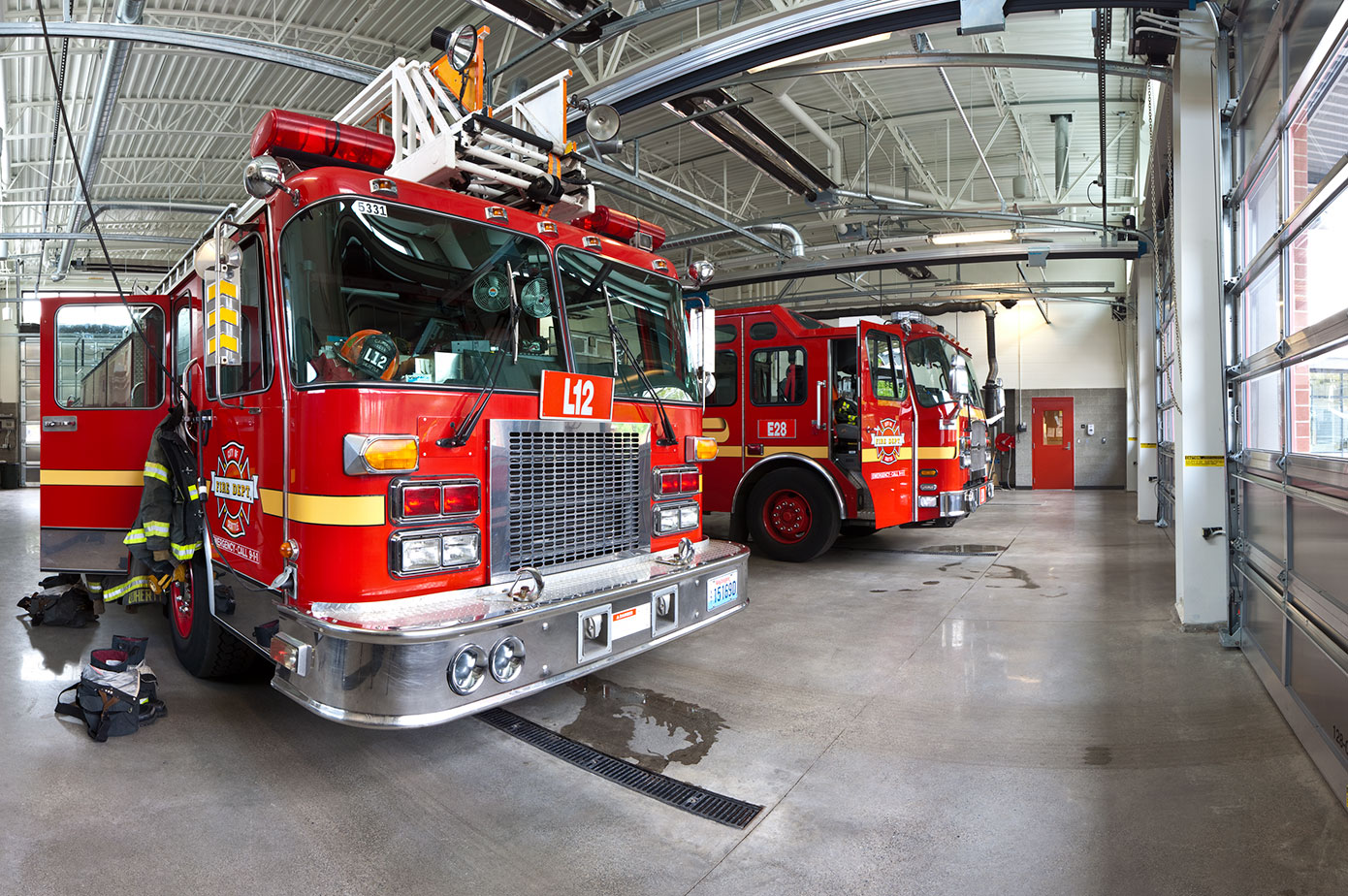 Seattle Fire Station No 28 | Forma
