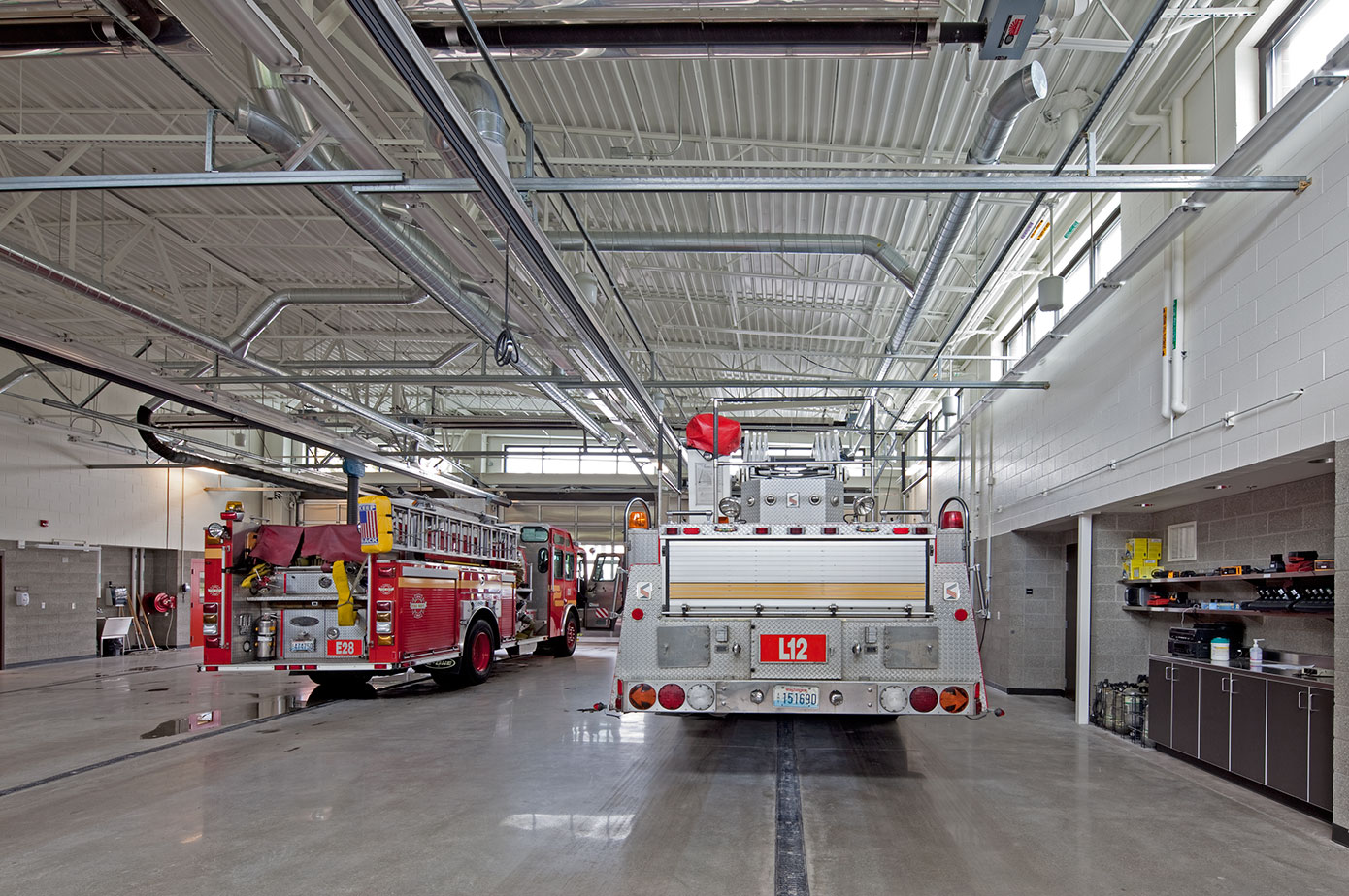 Seattle Fire Station No 28 Forma