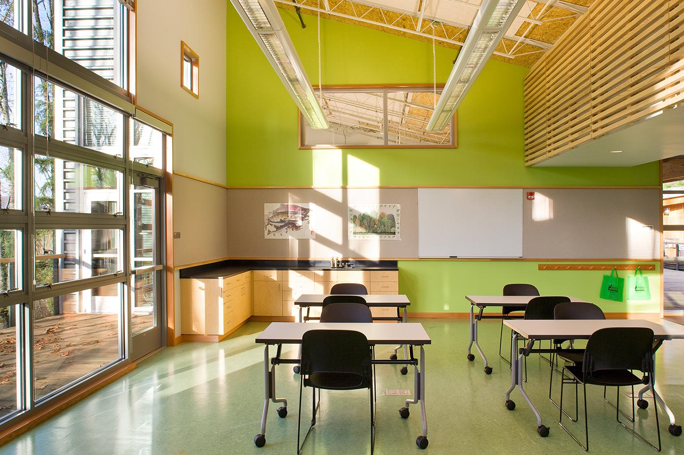 Mercer Slough Environmental Education Center Forma
