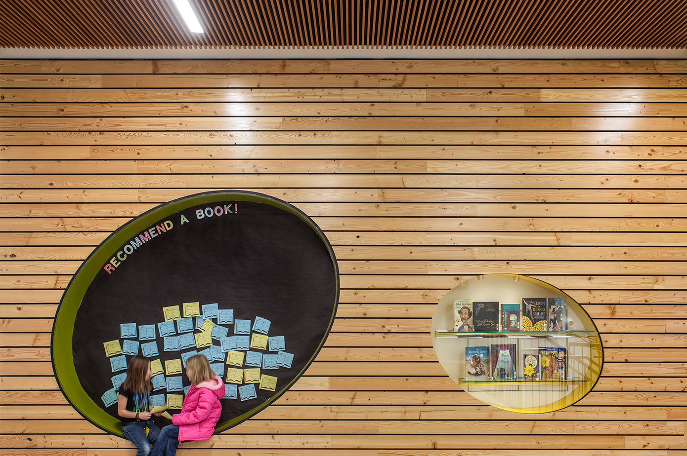 Peter G Schmidt Elementary School Replacement | Forma