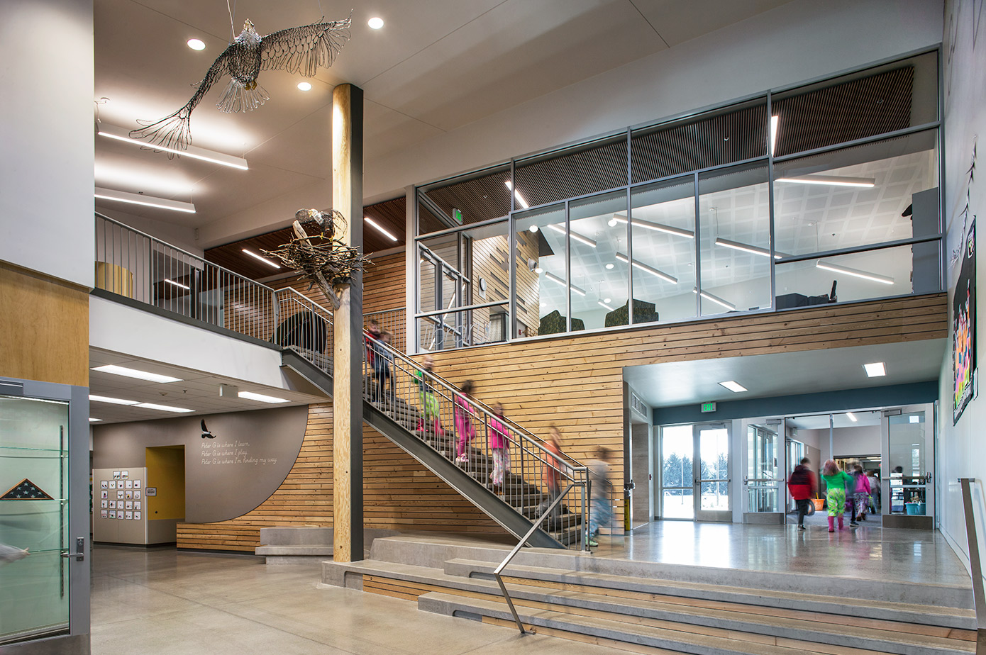 Peter G Schmidt Elementary School Replacement | Forma