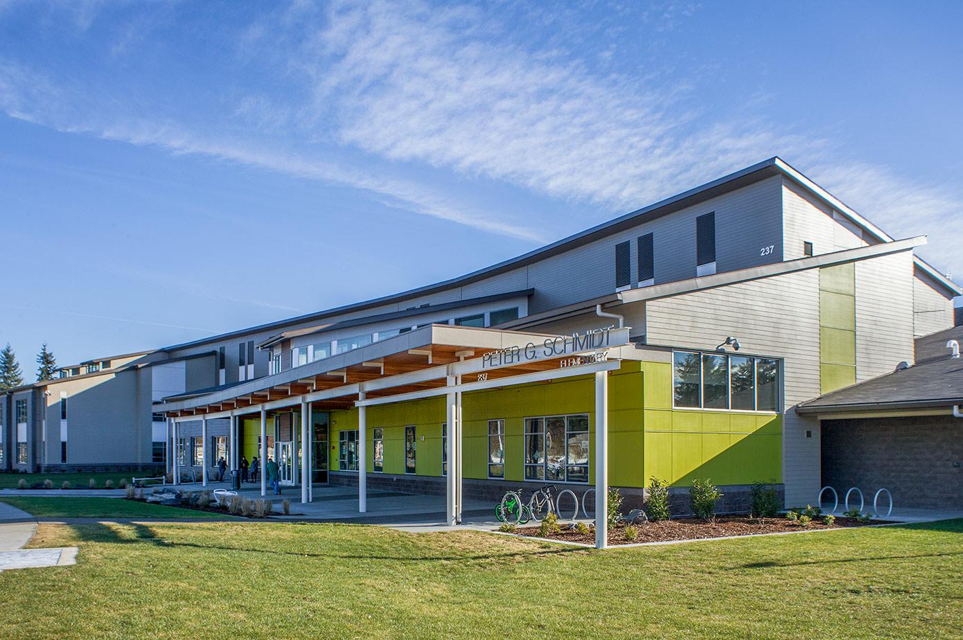 Peter G Schmidt Elementary School Replacement Forma